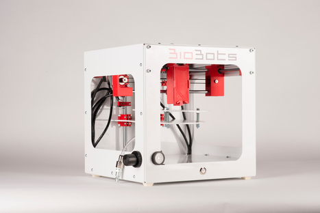 BioBots Is A 3D Printer For Living Cells | 3DPrinting and medical applications | Scoop.it