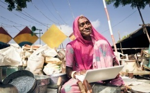 Mostly Mobile: How the Internet Is Consumed in India [INFOGRAPHIC] | Social media and education | Scoop.it