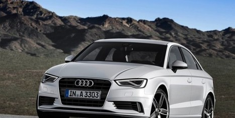 Audi launches A3 Sedan in South Africa; India next | AllOnAuto.com | New Cars and Bikes in India | allonauto.com | Scoop.it