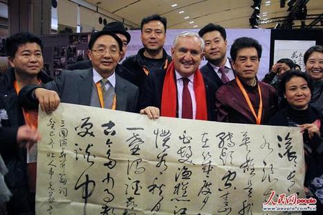Ouverture de l'exposition Culture de Chine à Paris   French China   Kiosque du monde : Asie   Scoop.it