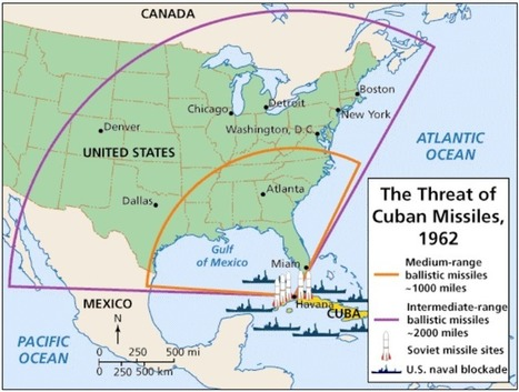 ¿Por qué la Unión Soviética desplegó misiles en Cuba? La crisis de 1962 desde la óptica soviética - El Orden Mundial en el S.XXI | Enlaces - clases europeas | Scoop.it