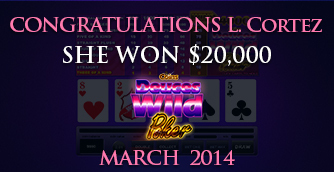 Player of the Month - L.CORTEZ | Lotus Group of Online Casinos | Scoop.it