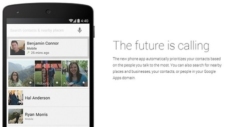 Android 4.4 KitKat Dialer available to non-Nexus devices via manual download | Android Discussions | Scoop.it