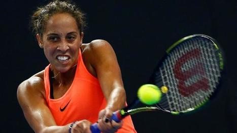 «Singe», «cancer du tennis» : Madison Keys enrage contre les insultes racistes   Vie du sportif de haut niveau   Scoop.it