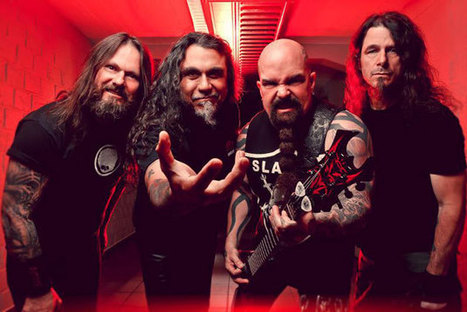"Slayer Premiere New Song, ""Implode,"" at Revolver Golden Gods - Heavy Metal News 