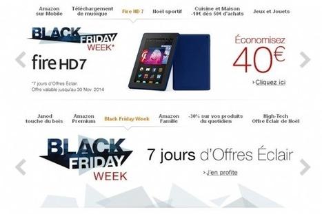 Le Black Friday prend ses marques dans l'e-commerce français   Digital & eCommerce   Scoop.it
