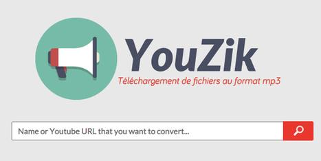Comment convertir et télécharger une vidéo YouTube en MP3 | Mes ressources personnelles | Scoop.it