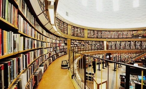 Libraries: The Site of Necessary Transformation   Libraries in Demand   Scoop.it
