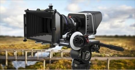 Blackmagic Design sort sa Cinema Camera – Lense.fr | Blac Magic Cinema Camera | Scoop.it