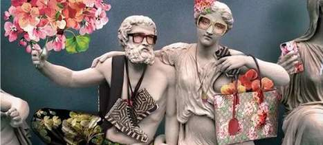 Gucci 'Dresses' Parthenon Sculptures; UNESCO Reacts | GreekReporter.com | Referentes clásicos | Scoop.it