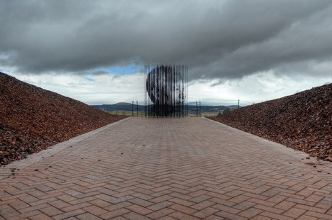 nelson mandela monument by marco cianfanelli - designboom   architecture & design magazine   Art and Culture of Africa and Her Diaspora   Scoop.it