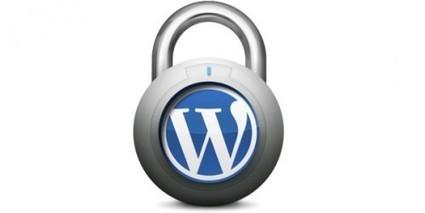 7 tutoriels vidéos pour renforcer la sécurité d'un blog WordPress | Autour du Tuto | Mon cyber-fourre-tout | Scoop.it