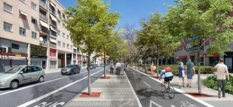 La Generalitat licita la redacció del projecte del carril bus i bici que unirà Castelldefels i Cornellà | #territori | Scoop.it