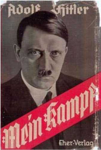 Mein Kampf (Mein Kampf 1&2) (German Edition  By:Adolf Hitler | Ebook Shop | Scoop.it