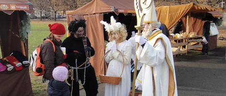 A Foreigner's Guide to Mikuláš Day in Prague   Prague by Czech Mates   Scoop.it