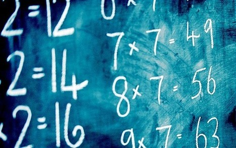 UK children falling behind in maths due to 'superficial' learning | The Future of Education  - Where do we go now? | Scoop.it
