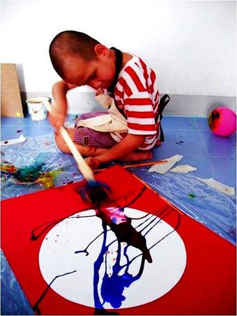 Cultural Canvas Thailand - Artistic Relief Program | The Human Mind | Scoop.it