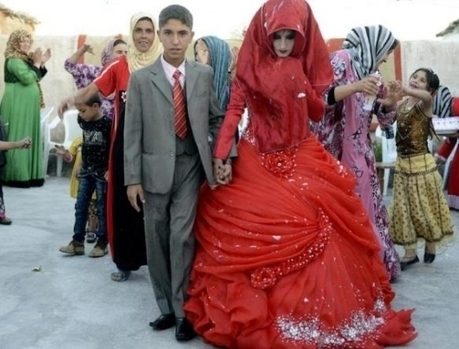 Iraq's draft child marriage law seen as political stunt – and sign of ... | political sceptic | Scoop.it