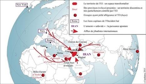 L'État islamique, quelle géographie ? | Tenter de comprendre le monde moderne | Scoop.it