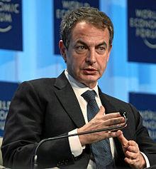 José Luis Rodríguez Zapatero - Wikipedia, the free encyclopedia | Walk to Itaca | Scoop.it
