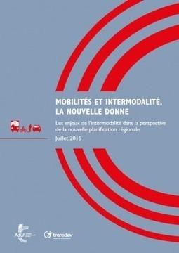 MobiliDoc - Mobilités et intermodalité,  la nouvelle donne | Déplacements-mobilités | Scoop.it