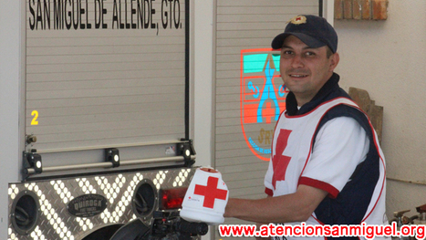 Help the Red Cross achieve its goal | San Miguel de Allende ... | San Miguel de Allende, Mexico | Scoop.it