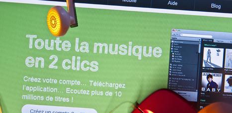 Grâce aux abonnements, c'est musique à volonté !   Radio 2.0 (En & Fr)   Scoop.it