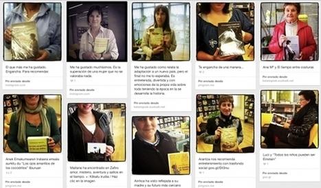 Pinterest en bibliotecas   Nuevos servicios bibliotecarios, nuevas colecciones, nuevas descripciones   Scoop.it