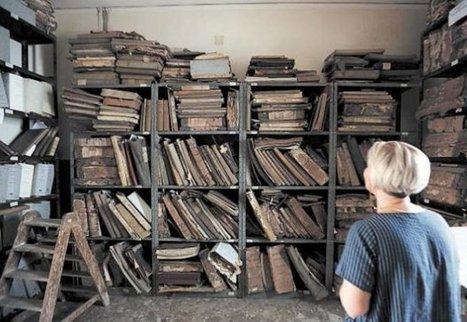 Napoli: chiude per sempre i battenti l'Archivio Storico, è pericolante | Généal'italie | Scoop.it