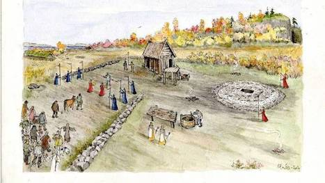 Archaeologists unearth 'unparalleled' pre-Christian temple in Norway | Artifacts | Scoop.it