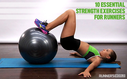 10 Essential Strength Exercises for Runners | Exercise | Scoop.it