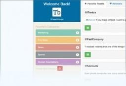 TweetBits. Creer des listes de lecture dans Twitter | #TonUpdate | Médias sociaux (Twitter + Facebook) | Scoop.it