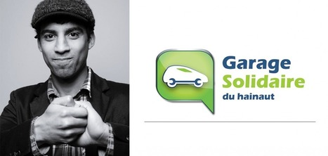Soufiane Iquioussen – Le Garage Solidaire du Hainaut : un modèle économique viable et de solides partenariats, la clé de la réussite ! | Economie & innovation Sociales, Solidaires et Citoyennes | Scoop.it