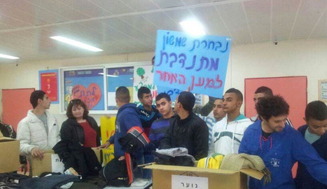 Israeli kids donate warm clothes to Syrian refugees | ISRAEL21c | Kids Fashion | Scoop.it
