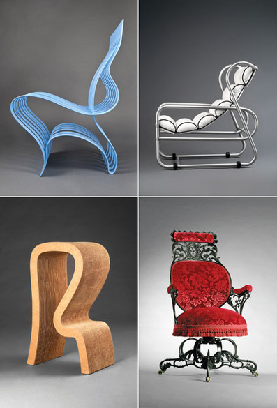 """The Art of Seating: Two Hundred Years of American Design"" Traveling Exhibition 