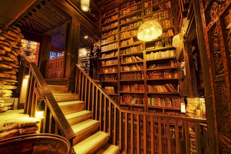 The 30 Best Places To Be If You Love Books | Books On Books | Scoop.it
