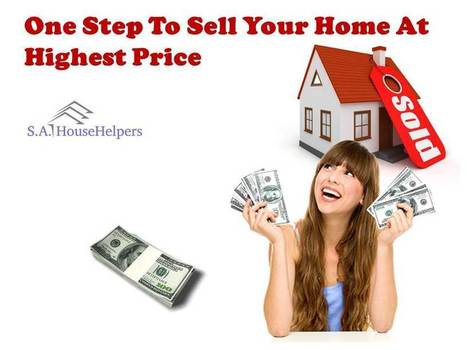 Sell House in San Antonio with SA House Helpers!   sell house for cash   Scoop.it