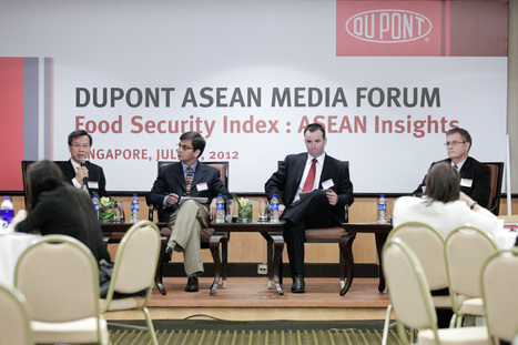Regional food security priorities sharpened | Bangkok Post: business | DuPont ASEAN | Scoop.it