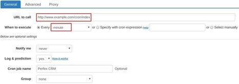 How to set up cron job for Perfex CRM | How to set cron jobs | Scoop.it