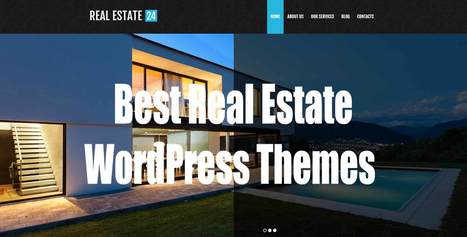 40+ Best Real Estate WordPress Themes | Themeonic | WordPress Theme | Scoop.it