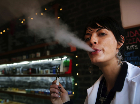 What Do We Really Know About the Safety of E-Cigarettes? | Palpable data : Implications of the data streaming around us. | Scoop.it