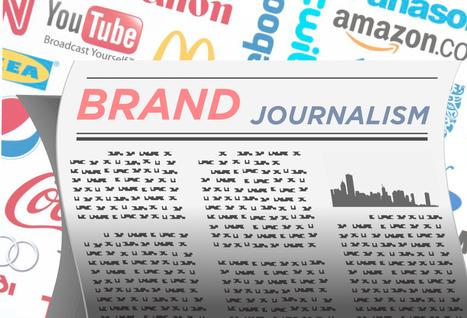 Brand Journalism, ¿puede una marca llegar a hacer periodismo? | EVENTOS PUBLICITARIOS | Scoop.it