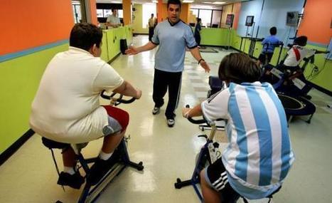 Sedentarismo y mala alimentación inciden en chicos de entre 13 y ... - Diario El País   educación infantil   Scoop.it