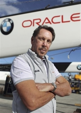 Larry Ellison Enters Billionaire Auction For Sports-Entertainment Empire - Forbes | Business of Sport | Scoop.it