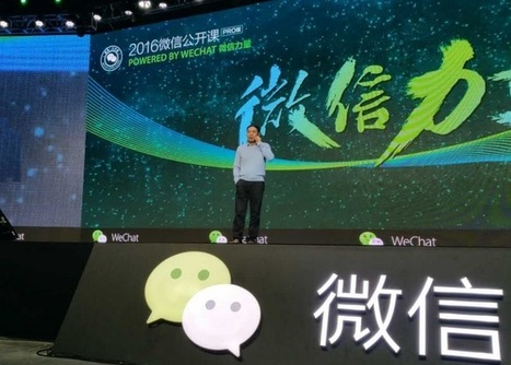 WeChat founder Allen Zhang shares 4 guiding values for WeChat in 2016 - AllChinaTech   WeChat   Scoop.it