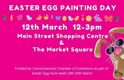 There is Slight change to this years egg... - Carrickmacross Chamber of Commerce | Facebook | Carrickmacross | Scoop.it
