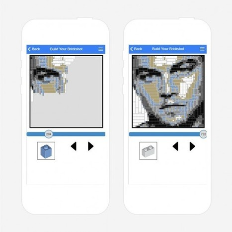 This App Turns Your Photos into Lego Portraits | Instruction & Technology | Scoop.it