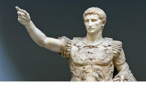 40 maps that explain the Roman Empire | Humanidades | Scoop.it
