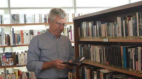 Michel Renault a testé une des liseuses de la médiathèque | à livres ouverts - veille AddnB | Scoop.it