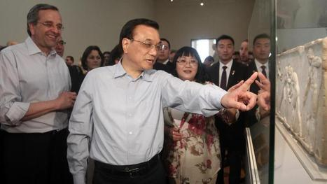 Greece seeks role as China's 'gateway to Europe' - Irish Times | Real estate | Scoop.it